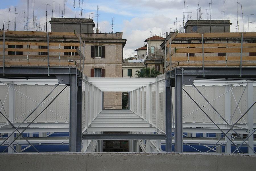 carpenterie metalliche roma